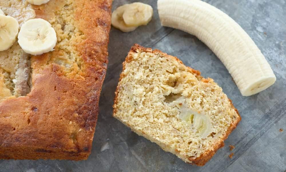 Bananenbrood bakken
