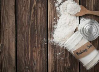 Schoonmaken met baking soda