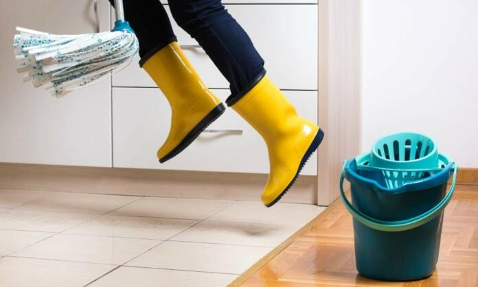 Snelle schoonmaaktips