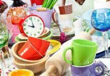 Opruimen en weggooien