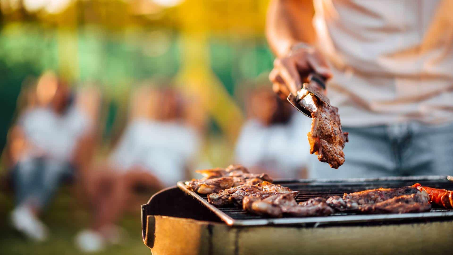 Barbecueën met heerlijke recepten
