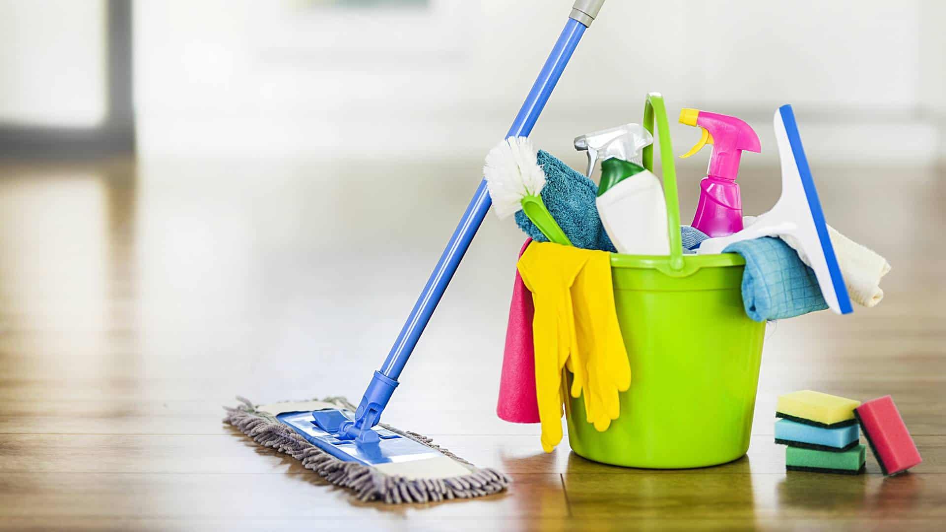 Efficiënt schoonmaken